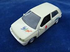 LOGITOYS - 1/43 - RENAULT CLIO ALBERTVILLE 1992 - MIB !