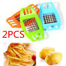 French Fry Potato Chip Cut Cutter Fruit Vegetable Slicer Chopper Chipper Blade