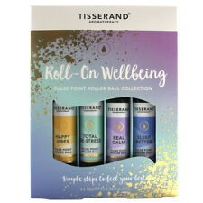 Tisserand Aromatherapy Roll-On Wellbeing Pulse Point Roller Ball Collection