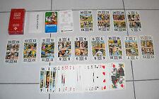 JEU DE TAROT 78 cartes Carta Mundi Tarocchi carte