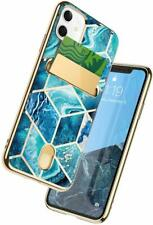 iPhone 11, 11 Pro, 11 Pro Max Case i-Blason Cosmo Wallet Cover Card Holder