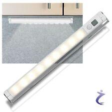 Lunartec Led-lichtleiste mit Bewegungsmelder Warmweiß 4er-set