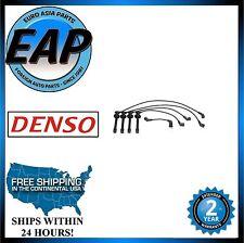 For 00-01 Sentra 94-96 99-00 G20 2.0 SR20DE DENSO Spark Plug Wire Set NEW