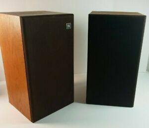 1975 Vintage JBL Decade L16 Speakers Serial