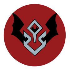 "DARK NIGHTS PROMO PIN ""BATMAN: DEVASTATOR"" 3CM BADGE (DC COMICS)"