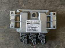 Peugeot 207 ECU  IAW 6LPC.105 SW 9662258780 HW 9654596080