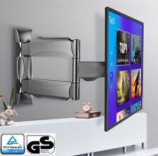 """NB P4 TV Monitor Wandhalterung,Schwenkbar Neigbar 32-52"""" VESA bis 400 x 400 schw"""