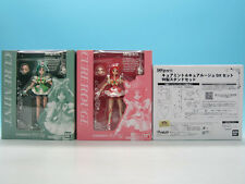 S.H.Figuarts Yes! PreCure 5 Go Go! Cure Mint & Cure Rouge DX Set Action Figu...