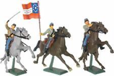Britains Südstaaten Kavallerie , Confederate Cavalry Set Nr. 52004