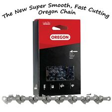 "Oregon 18"" (45cm) Saw Chain for Qualcast PCS46Z Chainsaw 63 Drive Link 3/8 LoPro"
