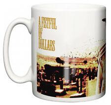 """Clint Eastwood Mug """"poignée de dollars"""" Tasse De Thé Café Cadeau"""
