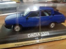 Dacia 1309 Blu - Scala 1:43 - DeAgostini - Nuova