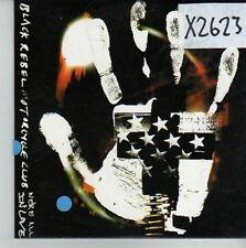 (CV496) Black Rebel Motorcycle Club, We're All In Love - 2003 DJ CD