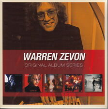 Warren Zevon /  Excitbable Boy, Stand in the Fire, The Envoy, u.a.(5CDs,NEU,OVP)