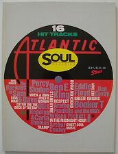 Partitions SOUL CLASSICS 16 Hits Atlantic 1987