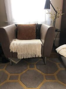 Heals Genuine Leather Armchair ( Delivery Possible) Very Rare