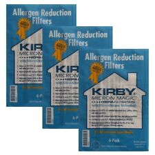 Angebot 3x 6 Original KIRBY Allergen Reduction Hepa Filter / Filtertüten /204803