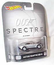 Aston Martin DB10 Spectre James Bond 1-64 scale new in packet djf54