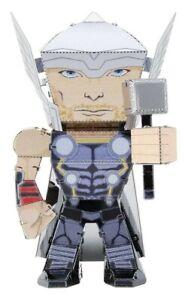 Thor Metal Earth Legends 3D Steel Model Kit New Marvel Avengers Fascinations