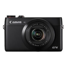 Canon PowerShot G7x 20.2MP Digital Camera 4.2x Optical Zoom Full-HD WiFi / NFC