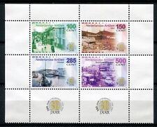 Niederländische Antillen 2005 Otrabanda Architektur I Geschichte 1387-1390 MNH