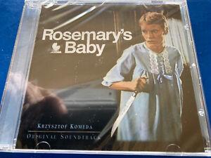 Soundtrack - Rosemary's Baby CD New Sealed CD