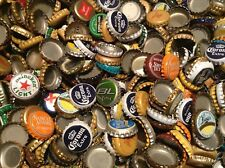 100 MIXED BEER BOTTLE CAPS GREAT FOR CRAFTS!!