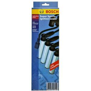 Bosch HT Ignition Lead Kit B4814I for Great Wall X240 2.4L 4WD (2008-2010 Model)