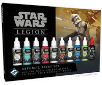 Republic Paint Set Star Wars: Legion FFG NIB SHIPS 8/28