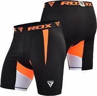 RDX Compression Shorts Legging Running Base Layers Skin Tight Fit Gym MMA Rugby