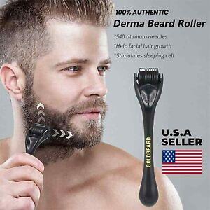 Beard Derma Roller Signature Hair Beard Regrowth & Skin Rejuvena