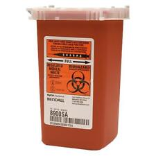 4 Pack Deal Sharps Container 1qt Biohazard Needle Disposal Tattoo Home