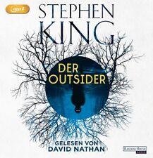 der Outsider Stephen King Mp3 3 deutsch 2018