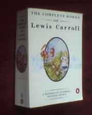 THE COMPLETE WORKS OF LEWIS CARROLL (PENGUIN Paperback 1988)