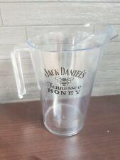 Jack Daniels Tennessee Honey 2 Pint Jug / Pitcher BRAND NEW