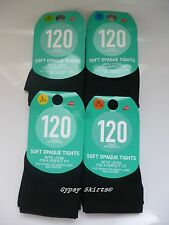 120 DENIER APPEARANCE SOFT APAQUE TIGHTS WITH LYCRA FOR A PERFECT FIT PRIMARK