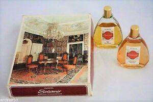Vintage Perfume Florena Souvenir Eau de Cologne & Gesichts Wasser Set VP9