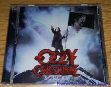 """OZZY OSBOURNE  """"Scream""""  NEW  (CD, 2010)"""