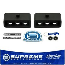 "2"" Rear Leveling For 1986-1995 Toyota IFS Pickup DLX Steel Lift Blocks 3/4"" Pins"