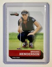 New listing 2017 sports illustrated for kids BROOKE HENDERSON Golf Card #650