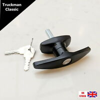 Truckman Classic Truck Top Replacement  Tailgate T Handle Lock And Keys Genuine