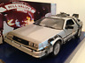 Back to the Future 2 Delorean 1:24 Scale Welly 22441W NEW