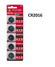 CR2016 3v 220mah lithium Battery button cell/coin for calculator
