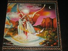 Devadip Carlos Santana Turiya Alice Coltrane rare '74 LP Illuminations CBS EX++