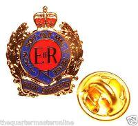 Royal Engineers Lapel Pin Badge