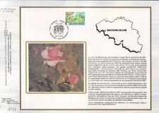 Feuillet CEF Belgique n°360  Mouscron   cachet 25-6-83 Mouscron