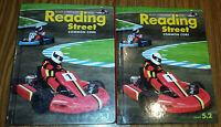 Scott Foresman READING STREET Common Core GRADE 5 ~Set 2 Student Texts 5.1 & 5.2
