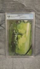 WEAPON X #11 Gabrielle Dell'Otto Ultimate Edition Virgin Variant 9.8 CBCS