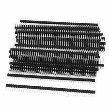 20 pack 1x40 2.54mm Straight Single Row Breakaway Male header Pin for Arduino