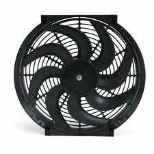 """14"""" CTW 2122 fCFM High Performance Blu Cooling Fan streets rods hot rods"""